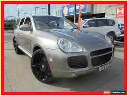 porsche cayenne 2003 for sale porsche cayenne for sale in australia