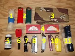 how to make a water bottle survival kit survival kits survival