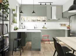 ikea grey green kitchen cabinets how to design a modern minimal kitchen modern kitchen