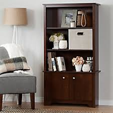 south shore vito 3 shelf bookcase with doors pure white the