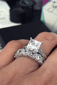 unique wedding ring sets 30 white gold engagement rings to conquer your oh so