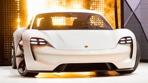 porsche electric mission e porsche aiming to sell 20 000 mission e electric cars a year the