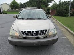 lexus dealer gainesville ga 2001 lexus rx 300 for sale in dallas georgia 30132