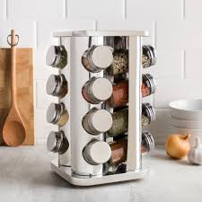 Linus Spice Rack Spice Racks U0026 Bottles Kitchen Stuff Plus