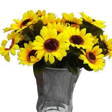 Artificial Sunflowers Popular Artificial Sunflower Buy Cheap Artificial Sunflower Lots