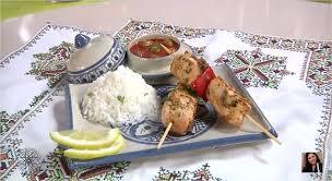 cuisine choumicha poulet vidéo choumicha brochettes de poulet