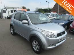 used daihatsu terios manual for sale motors co uk