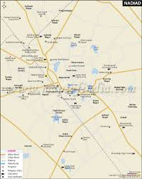 Gujarat India Map by City Map