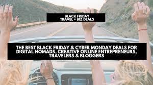 best black friday internet deals 2016 2016 best black friday u0026 cyber monday deals for digital nomads