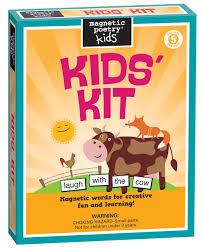 Magnetic Home Design Kit by Kids Kit U2013 Magneticpoetry Com