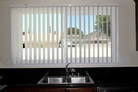 Vertical Blind Valances Complete Vertical Blinds For Apartments And Rentals