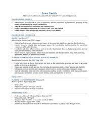 Example Resume Format Sample Professional Resume Format 16 Guerrilla Template Example