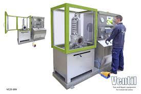 universal test bench multi parameter safety valve hydraulic