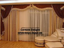American Wide Curtain Design For Bedroom Door And Windows Dark - Design of curtains in bedroom
