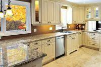 Porcelain Tile For Kitchen Countertops - kitchen cabinets tiles and more home art tile queens ny