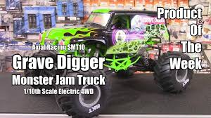 grave digger monster truck rc patrol toy rc jam show scale playtime toy grave digger monster
