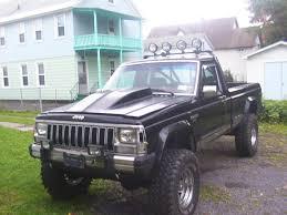 1986 jeep comanche lifted comanche13440 1986 jeep comanche regular cab specs photos