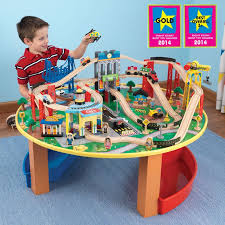 Kidkraft 2 In 1 Activity Table With Board 17576 29 Best Trains Sets U0026 Train Tables Images On Pinterest Train