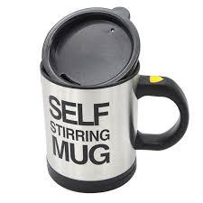 amazon com azfunn self stirring coffee mug self stirring