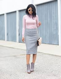 20 style tips on how to wear gray boots gurl com