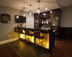 Bar Light Fixtures Captivating Traditional Basement With Amusing Bar Light Ideas Also