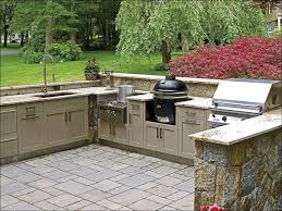 Outdoor Kitchen Covered Patio Kitchen Outdoor Grilling Station Prefabricated Outdoor Kitchen