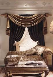Living Room Window Treatments And Valances Dining Room Curtains