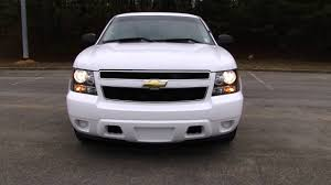 2009 chevrolet tahoe police vehicle youtube