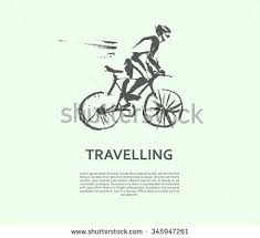 bicycle sketch icons vector download free vector art stock