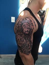 vaizdo rezultatas pagal užklausą u201ehalf sleeve tattoo u201c tattoo for