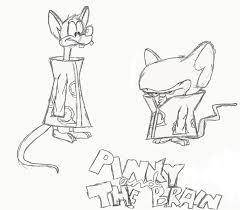 pinky and the brain pinky and the brain akatsuki by narok24 on deviantart