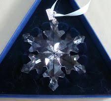 swarovski 2012 ornament ebay