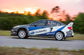 rally subaru lifted subaru bolsters its rallycross program developing all new rally car