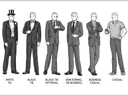 black tie attire the appropriate men s attire for every occasion business insider