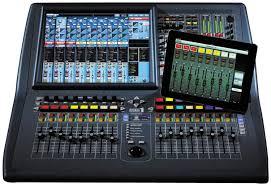 midas console midas pro1 ip digital mixer sweetwater