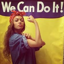 Rosie The Riveter Meme - sorry beyonc礬 rosie the riveter is no feminist icon here s why