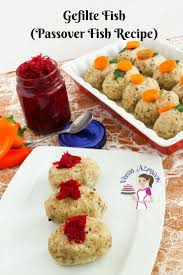 rokeach vienna gefilte fish gefilte fish recipe with beet horseradish for passover veena azmanov