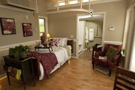 How To Decorate A Nursing Home Room Granny Pods Allow Elderly Family Members To Live In A High Tech
