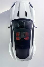 Car Plan View Best Aerodynamic Nose Wedge Design Car Fuel Economy