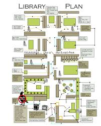 library floor plan u2014 department of earth sciences