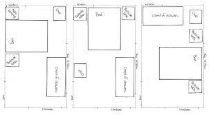 bedroom layout ideas small bedroom layout asylumxperiment