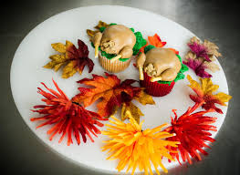 thanksgiving cupcake decorating ideas fondant turkey cupcake tutorial perfect for autumn and