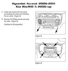 2008 hyundai accent stereo wiring diagram 28 images 2000
