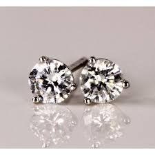 diamond stud earings stud earrings 48 carat