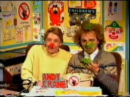 andy crane and rik mayall in the cbbc broom cupboard youtube