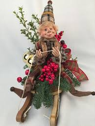 Outdoor Christmas Decorations Elf by 315 Best Elves Images On Pinterest Elves Elf And Christmas
