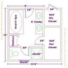 his and bathroom floor plans best 25 bathroom plans ideas on master bedroom layout