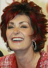 short hairstyles with center part and bangs 50 best hairstyles for short red hair