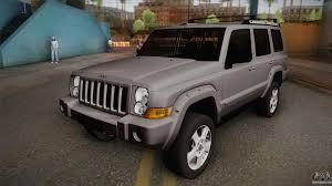 commander jeep 2016 jeep commander 2010 for gta san andreas