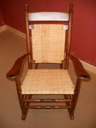 this 1920 brumby rocking chair is a third generation family